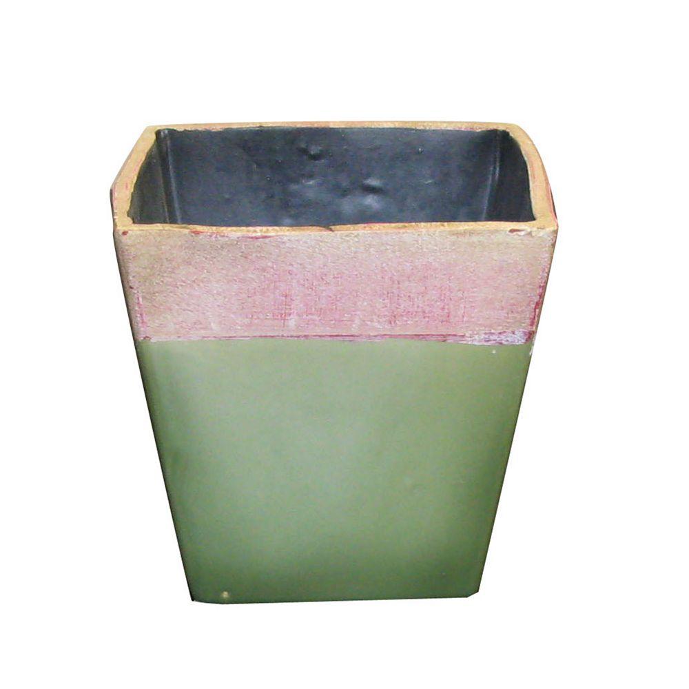 Grapevine Taper Pot - 4 Inches x 3 Inches