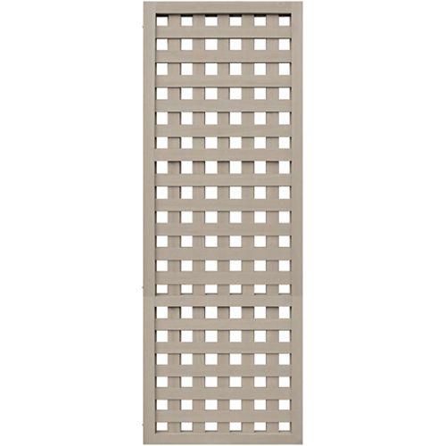 Yardistry 3 High Lattice Panel