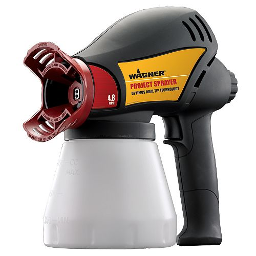 Optimus Project Sprayer