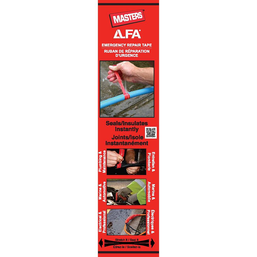 Masters LLFA Emergency Repair Tape