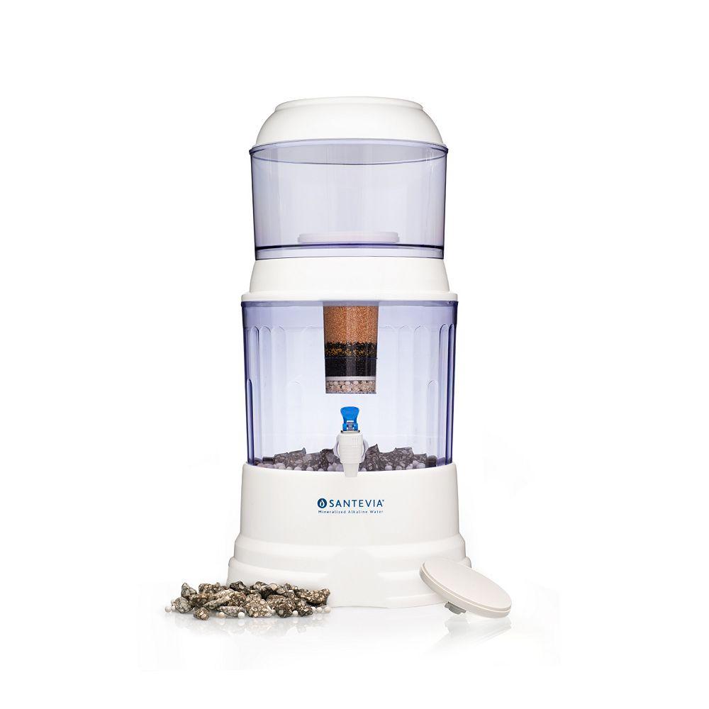 Santevia Countertop Alkaline Gravity System