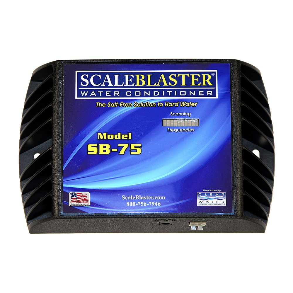 ScaleBlaster 0-19 gpg Electronic Water Conditioner (Indoor Use Only)