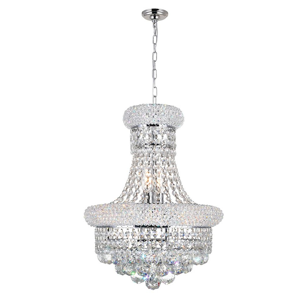 CWI Lighting 14 Inches Beaded Pendent
