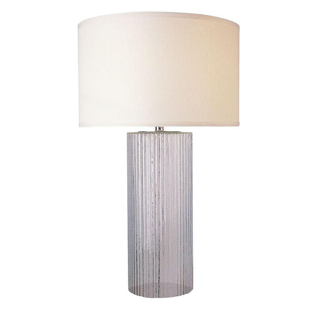 Trend Lighting 1 Light Table Polished Chrome Incandescent Table Lamp