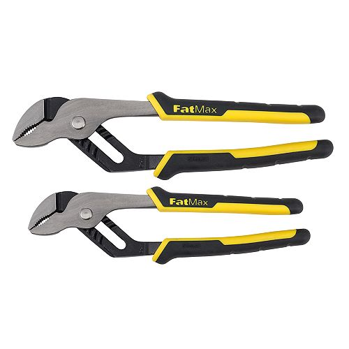 Stanley FatMax 2-Piece Grove Joint Pliers