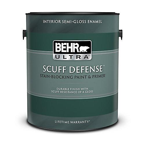 ULTRA Interior Semi-Gloss Enamel Paint & Primer in One - Deep Base, 3.79L