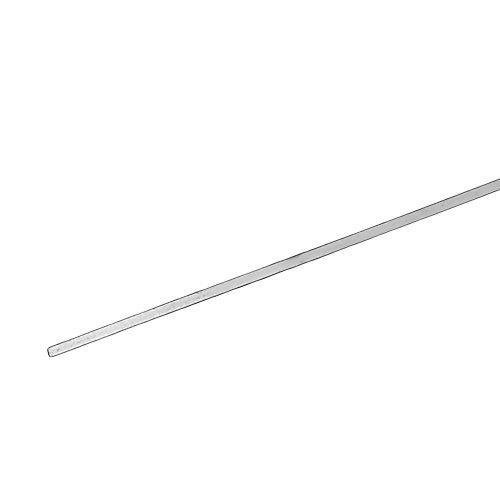 Barre de tension 58 pouces pour clôture de maille de chaînes - Galvanisé