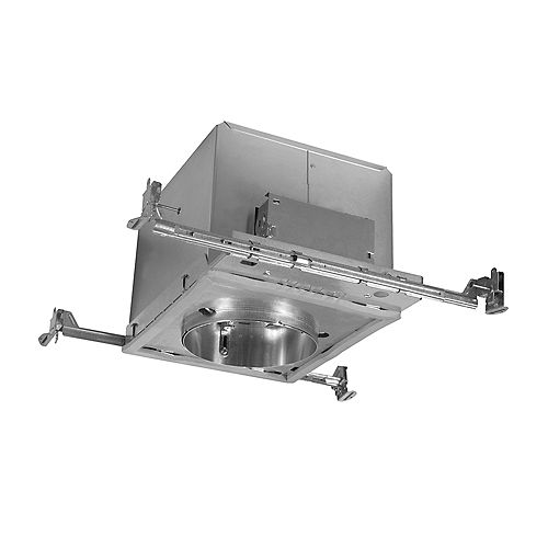 6-inch IC Rated Slope Ceiling Recessed Lighting Housing