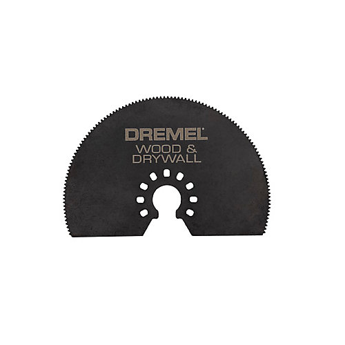 Multi-Max 3 In. Wood & Drywall Saw Blade