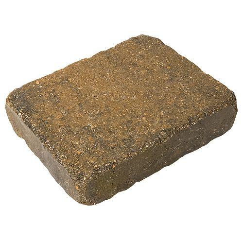 Barkman 8-inch x 10-inch Roman Paver in Sierra Grey