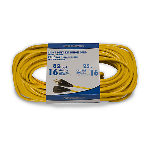 Light Duty Oudoor Cord