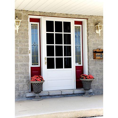 34-inch x 80-inch Hampton Wood Screen Door