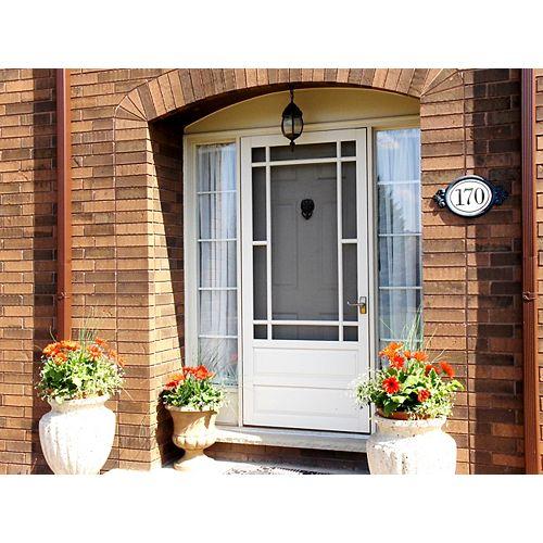 34-inch x 80-inch Prairieview Wood Screen Door