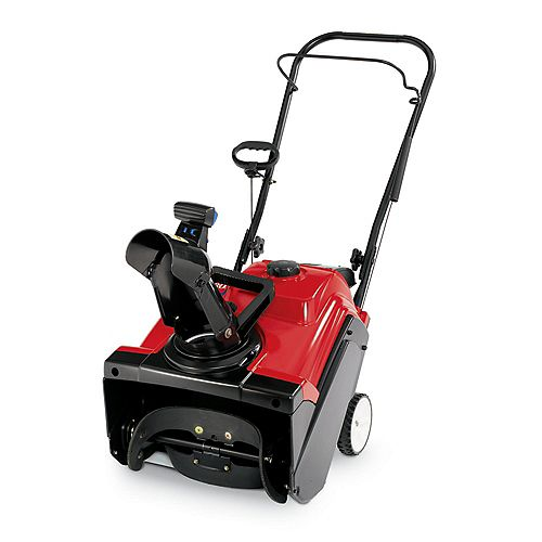 Power Clear 418R Electric Snowblower with 18-inch Clearing Width