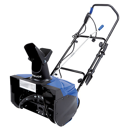15 amp 18-inch Electric Snow Blower with Light