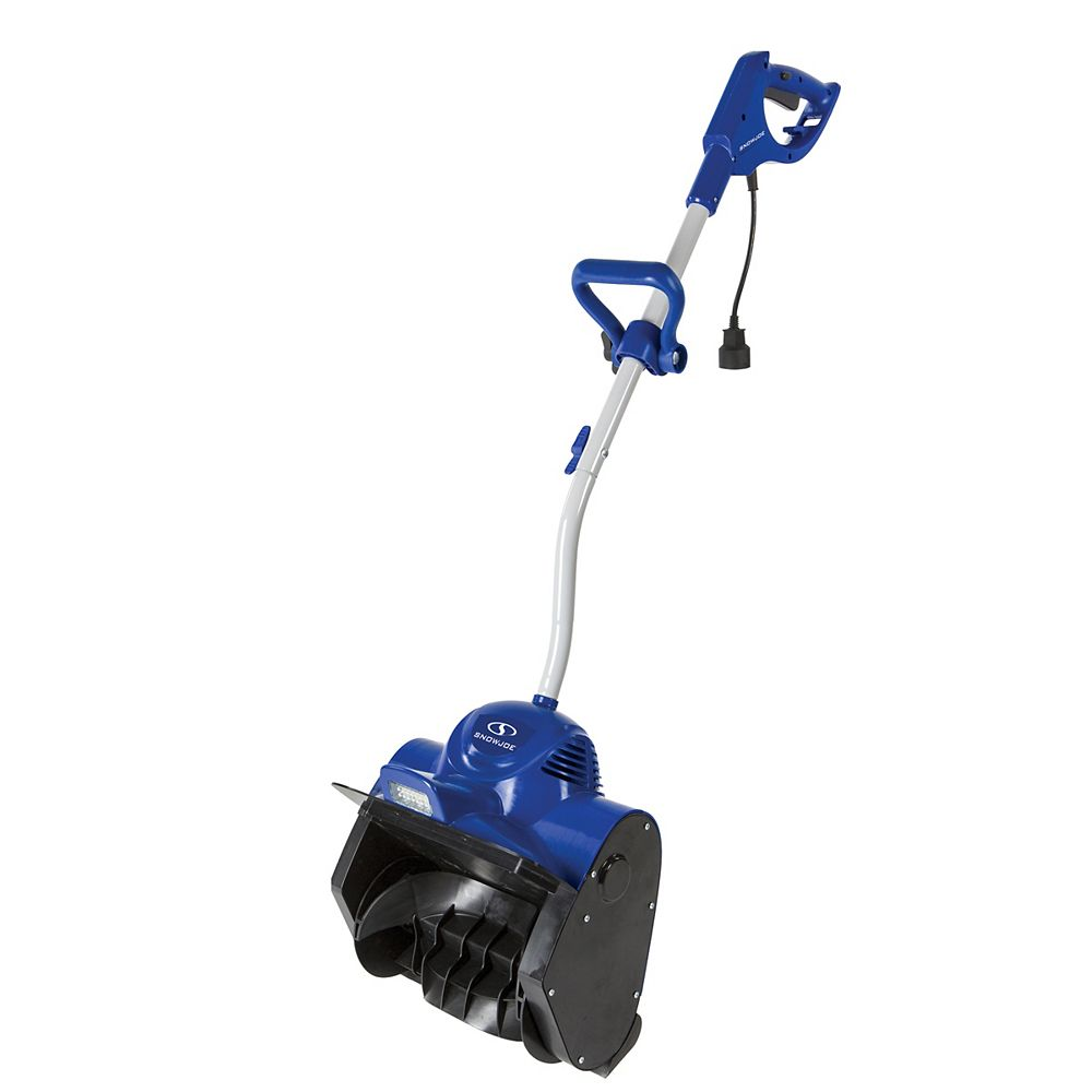 Snow Joe 10 Amp Electric Snow Shovel with 11-inch Clearing Width and Light