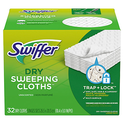Dry Cloth Refills 32 - Count