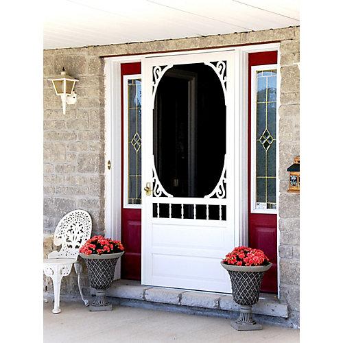 34-inch x 80-inch Glenwood Wood Screen Door