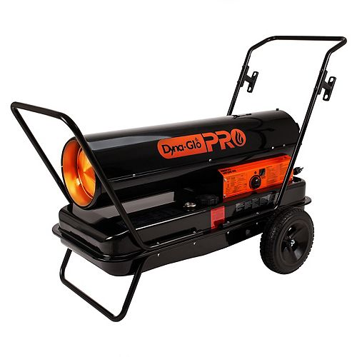 180K or 220K BTU Kerosene Forced Air Heater