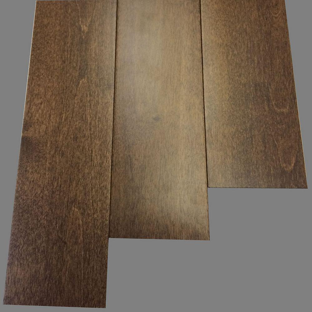 Paramount 3/4-inch D x 3 1/2-inch W Hardwood Flooring in Balsamic Birch (21 sq. ft./case)