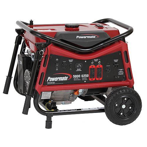 Powermate 5000W Portable Generator