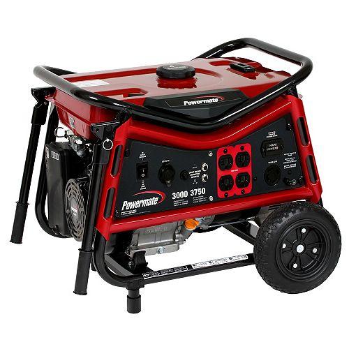 3000W Portable Generator