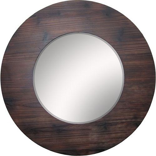 Muskoka Round Mirror