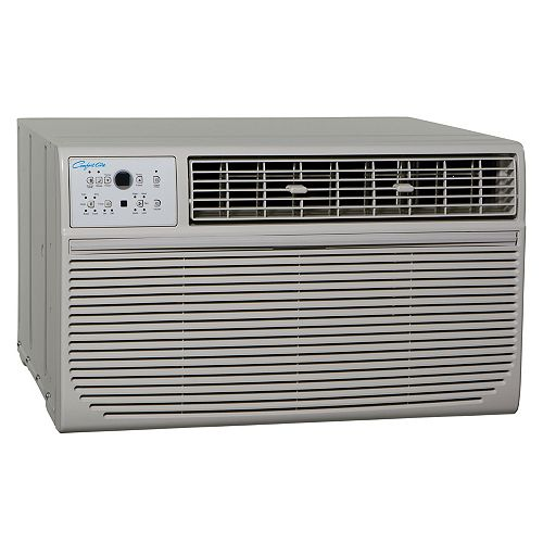 Comfort Aire Thru-the-wall AC 12,000 BTU W remote 208-230V - ENERGY STAR®