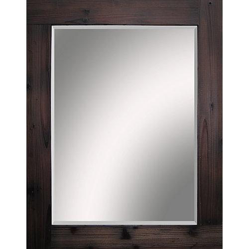 Wood Evolution Mirror