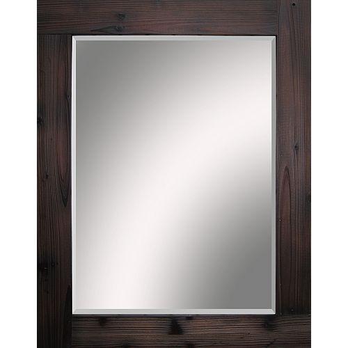 Miroir en bois Evolution