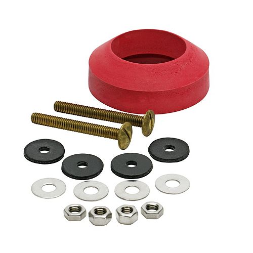 Toilet Tank To Toilet Bowl Repair Kit