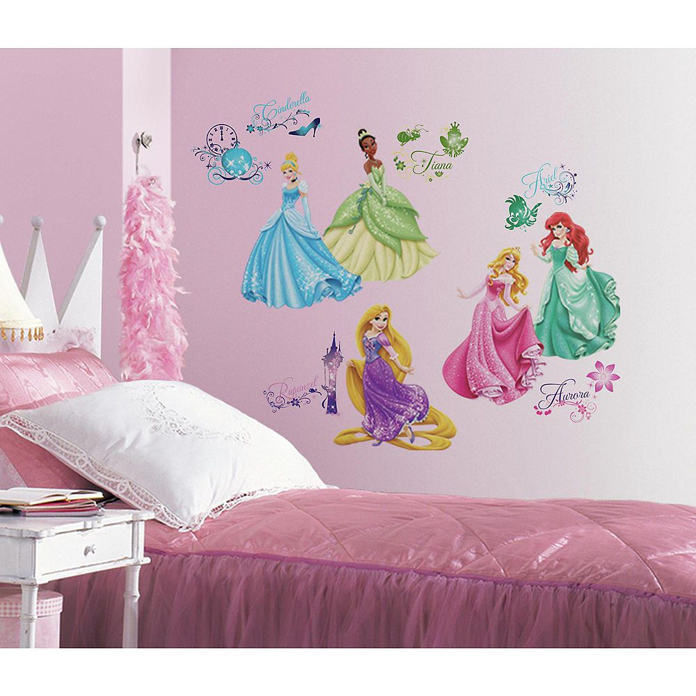 RoomMates Stickers Muraux Disney Princess