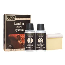 Leather Care System