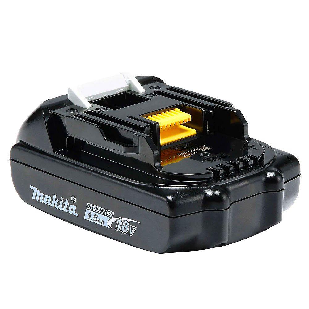 MAKITA Batterie compacte au lithium-ion, 18 V