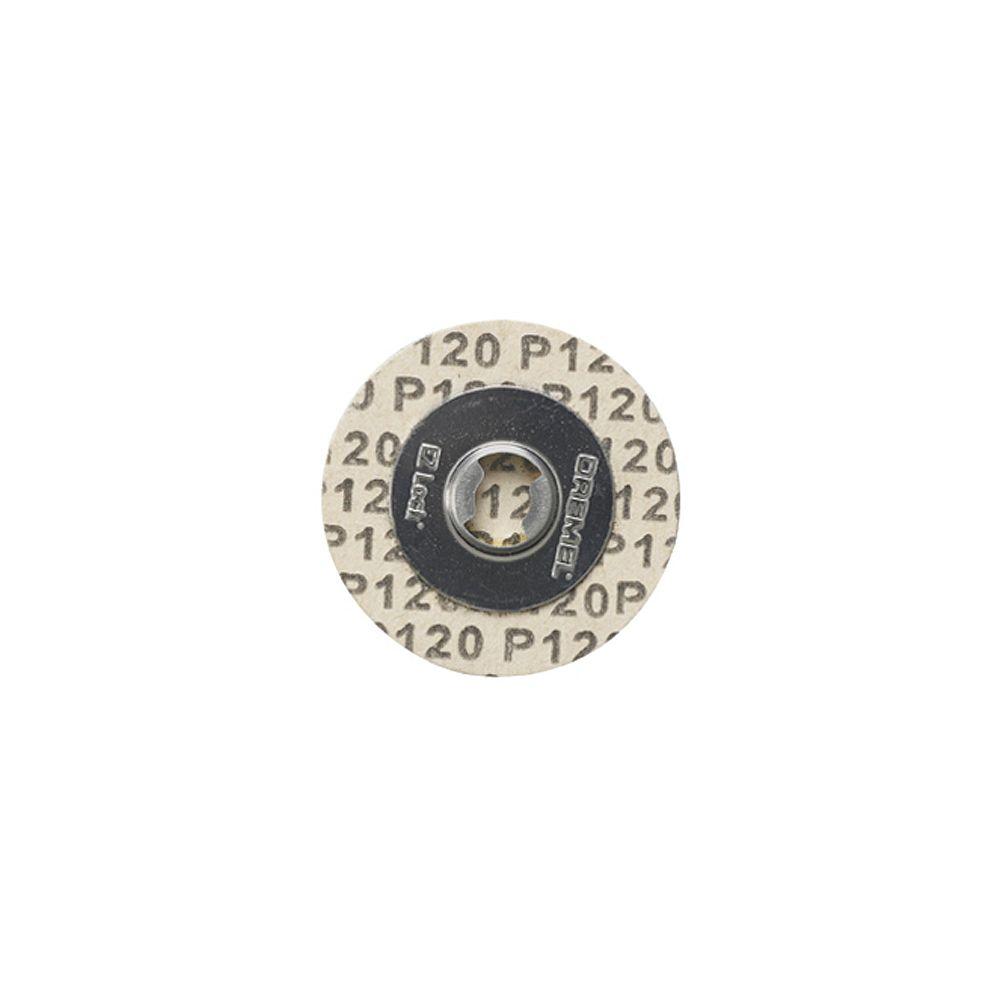Dremel EZ Lock Sanding Discs, 120 Grit