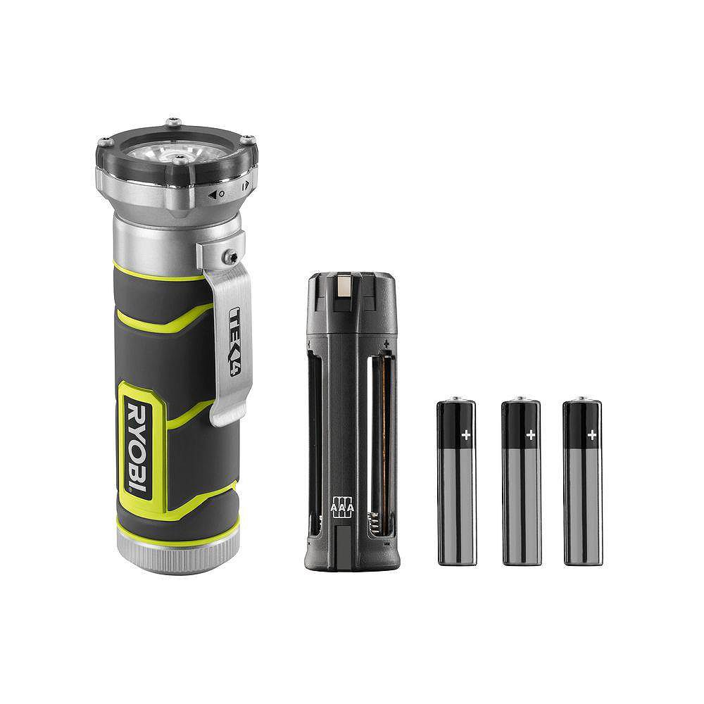 RYOBI Tek4 4V LED Flashlight