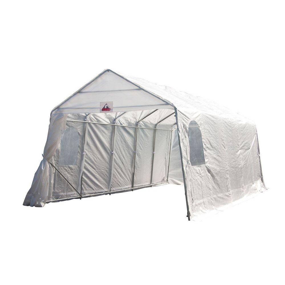Everest 11 ft. x 20 ft. Everest Car Shelter