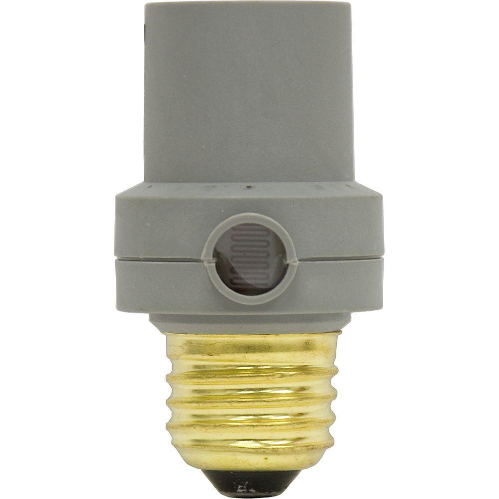 Defiant Commande de lumière du crépuscule à l'aube - Lampes fluocompactes