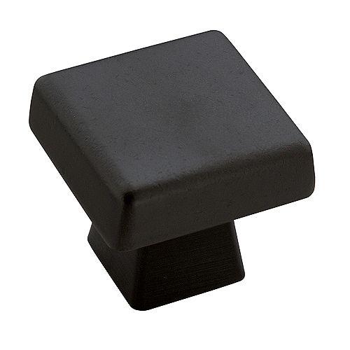Blackrock 1-3/16-inch (30mm) LGTH Knob - Black Bronze