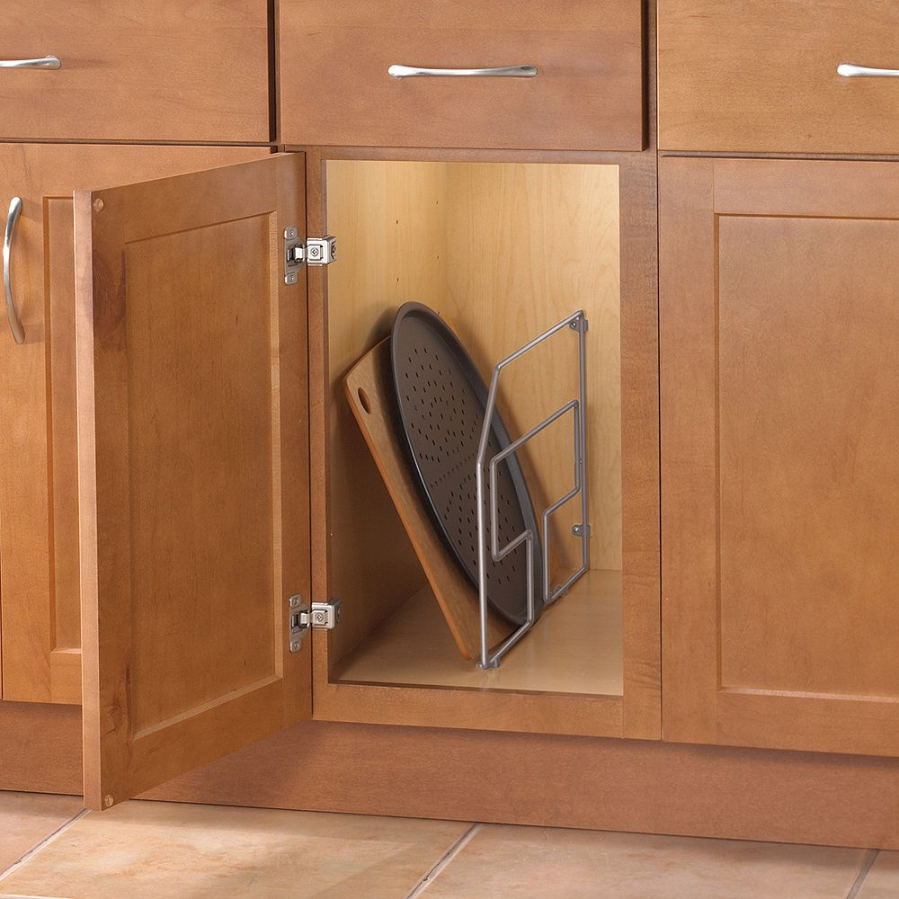 Knape Vogt 12 56 Inch X 3 06 Inch X 20 25 Inch Tray Divider Cabinet Organizer The Home Depot Canada