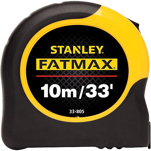 FatMax 33 Foot / 10M Tape Measure