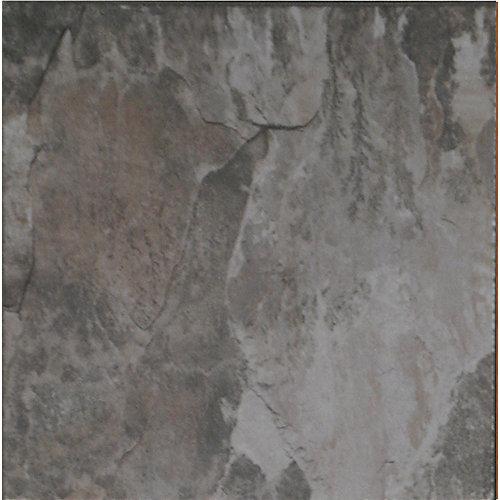 Black Slate Laminate Flooring 8mm Thick x 12-inch W x 47-inch L Laminate Flooring