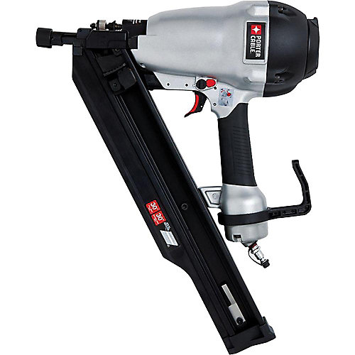 3-1/2-inch 30 Degree to 34 Degree Clipped-Head Framing Nailer