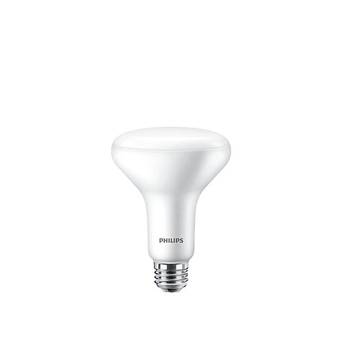 65W BR30 Soft White Warm Glow (2700K - 2200K) LED Light Bulb - ENERGY STAR®