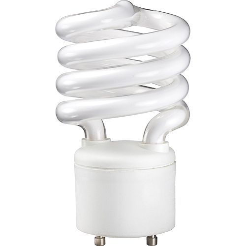 CFL 23W = 100W Mini Twister Soft White GU24 (2700K)
