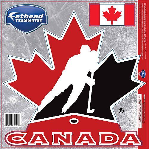 Logo de l'equipe Canadienne