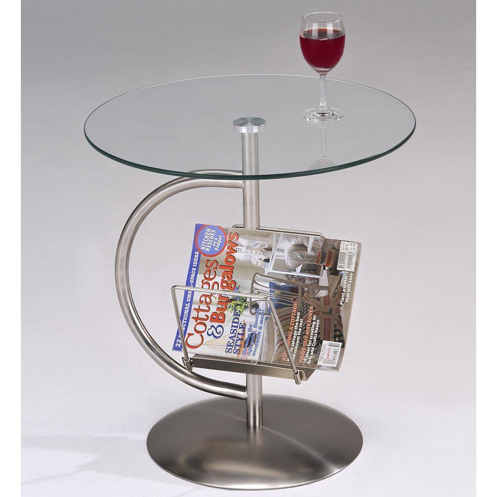 Worldwide Homefurnishings Inc. Breeze Accent Table Magazine Rack