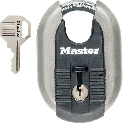 "Master Lock Magnum 2-5/16"" Cadenas envelopper d'un linceul"