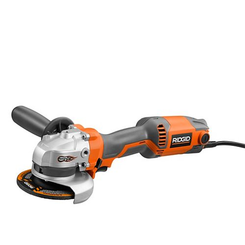 4 1/2-Inch Corded Angle Grinder
