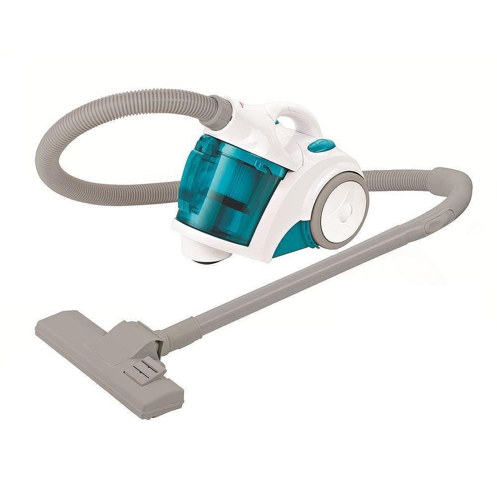 Sunbeam Canister Vacuum with Turbo Brush Turquoise